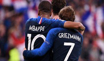 Στέλνει το μήνυμα η Γαλλία (2,35)