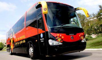 Το... λεωφορείο που επαληθεύει το under 1,5 7/8 φορές (2,57)