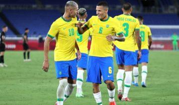 Δεν κρατιούνται τα… Βραζιλιανάκια! (2,00)