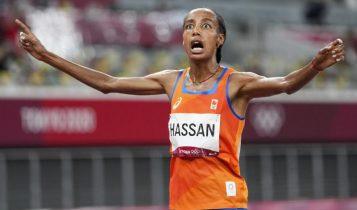 Ικανή για το ασύλληπτο τρεμπλ η Χασάν (2,35)