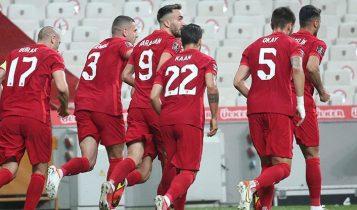 Λείπει ο Χάαλαντ, «χορεύουν» οι Τούρκοι (2,44)