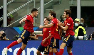 Με την… Under-21 της Ισπανίας (2,20)